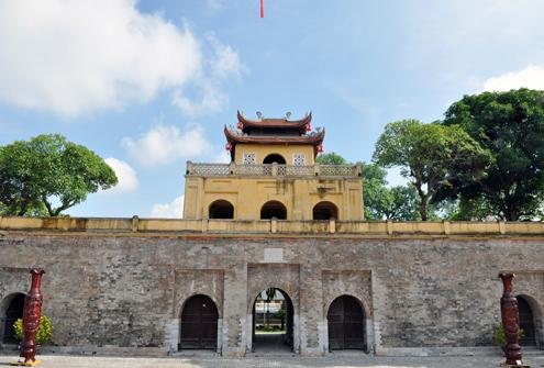 Hoàng thành Thăng Long-Hà Nội