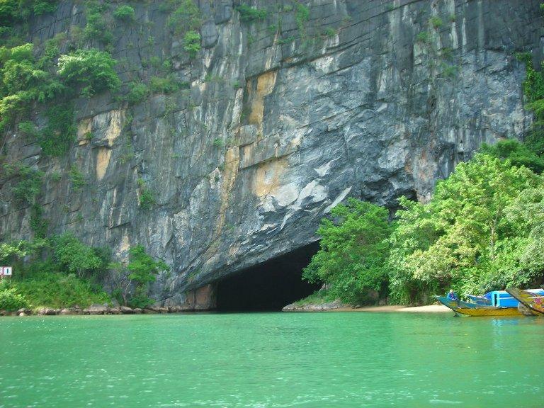 Vườn quốc gia Phong Nha- Kẻ Bàng