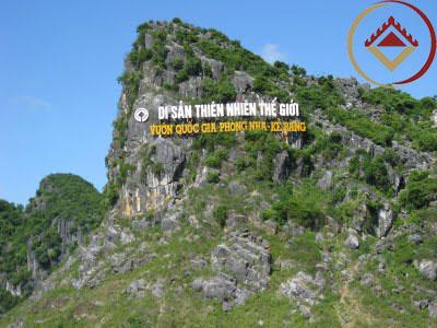 điểm du lịch Phong Nha - Kẻ Bàng