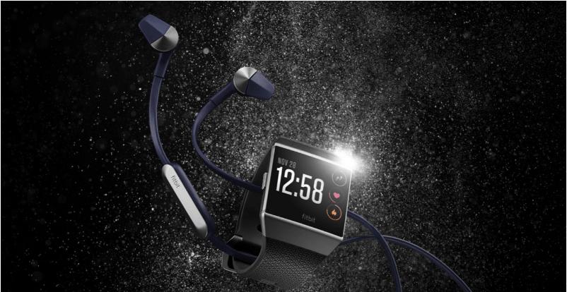 Tai nghe bluetooth chống ồn của Fitbit