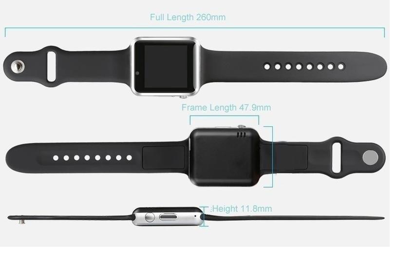 dây đồng hồ đeo tay X-CL W88 Apple watch