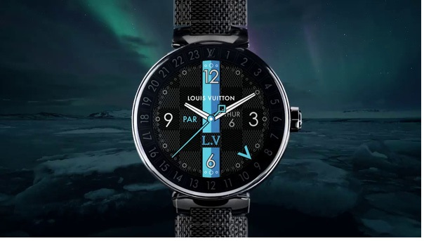 đồng hồ thông minh Louis Vuitton Tambour Horizon