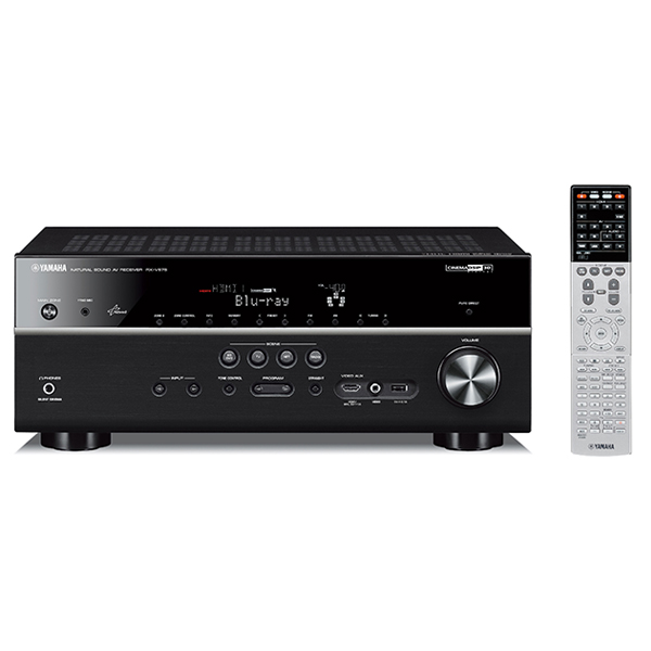 Yamaha rx 675 av receiver h tr nhi u k t n i kh ng d y for Yamaha pure direct