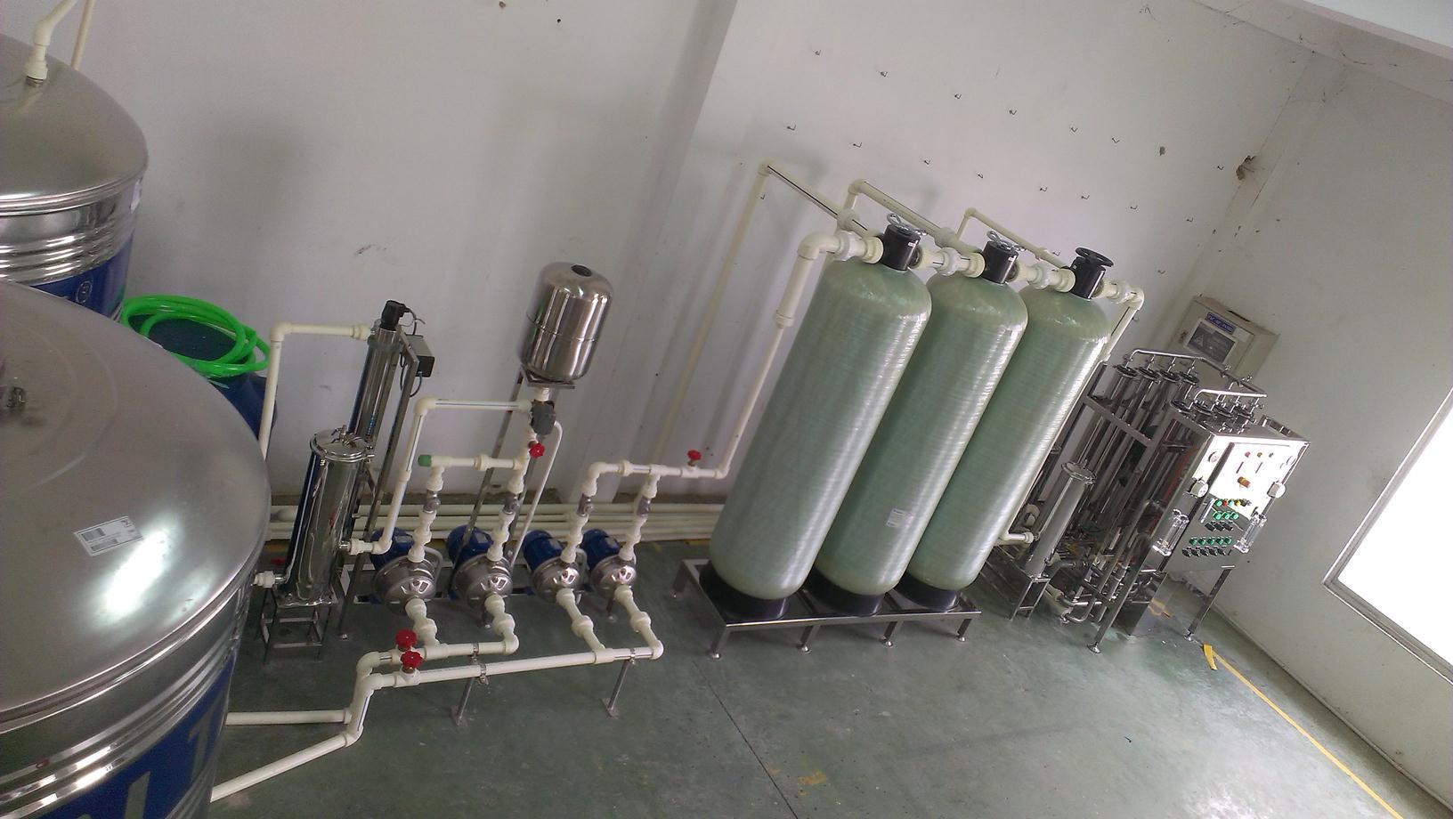 Nước tinh khiết, nước RO, nước đóng chai, lọc nước