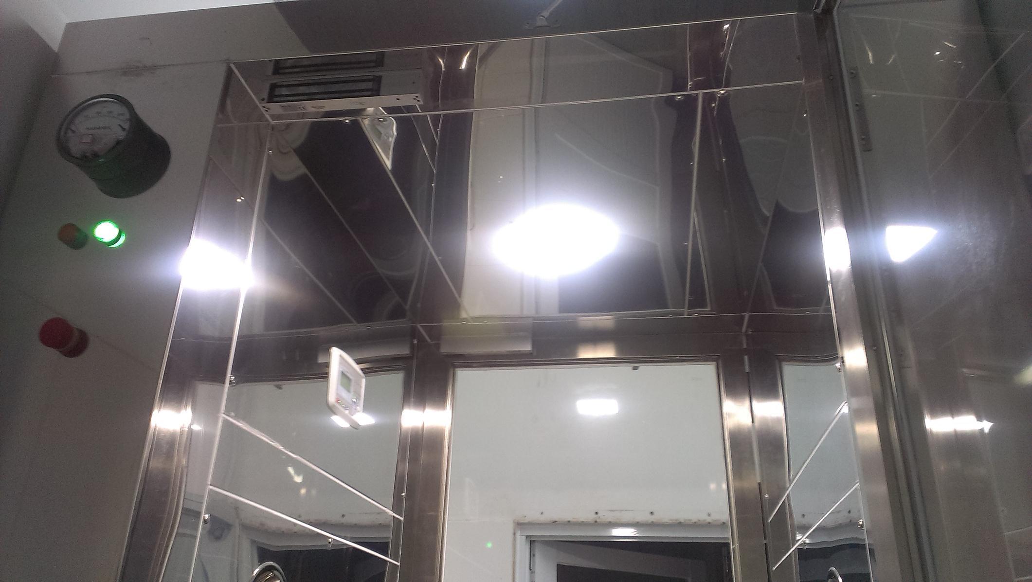 Air Shower - Thiết bị phòng sạch
