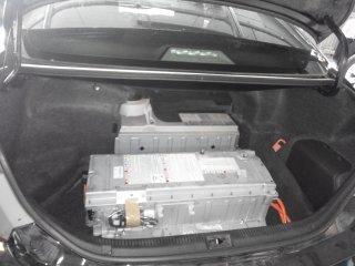Nắp đặt bình điện hybrid camry