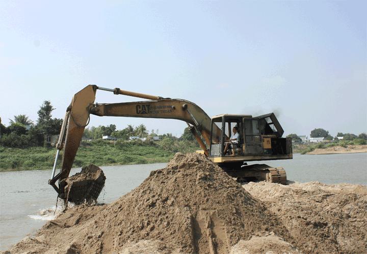 Công ty sản xuất, phân phối cát bê tông giá rẻ tại tphcm