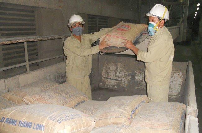 Đại lý, cửa hàng phân phối xi măng Thăng Long tại tphcm