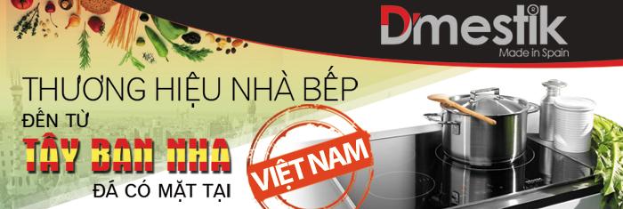 D'mestik Đã Có Mặt Tại Việt Nam
