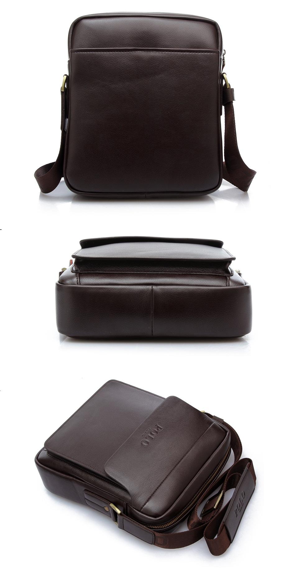 Mặt sau túi đựng ipad Polo_Pl05