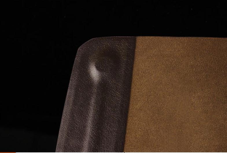 Chất liệu da PU của túi đựng ipad Kangaroo_KG06
