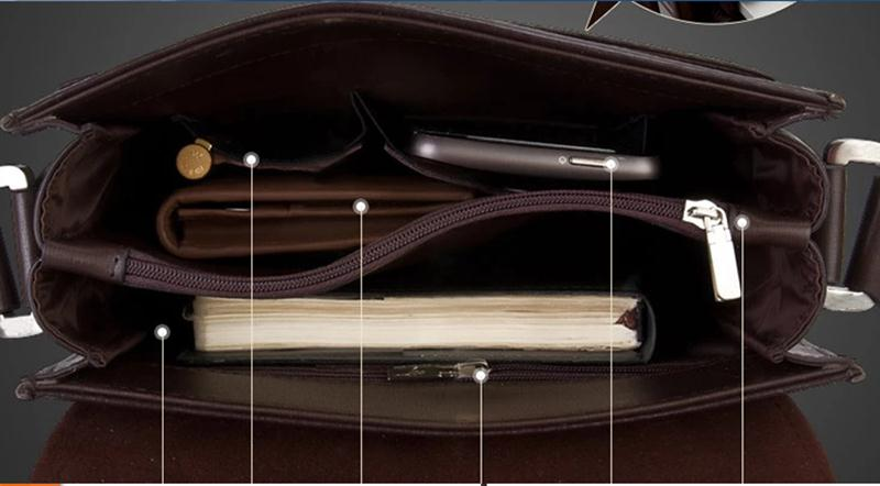 Mặt trong túi đựng ipad Kangaroo_KG01