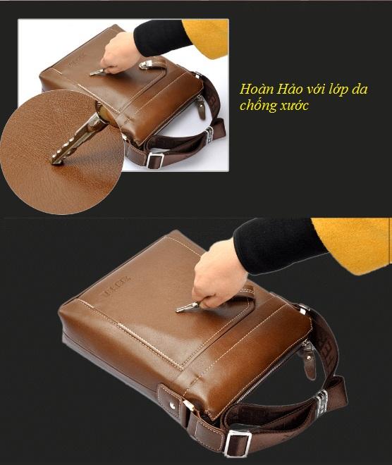 Túi đựng ipad Zefer_zf02 với lớp da chống xước