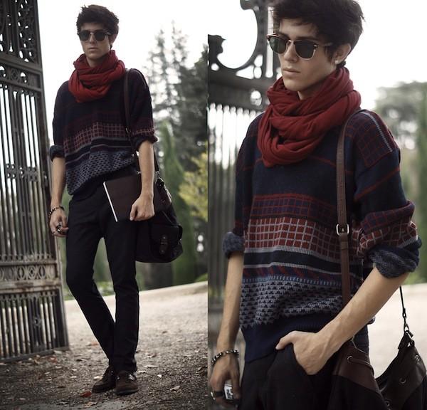 Túi đeo chéo nam cực chất