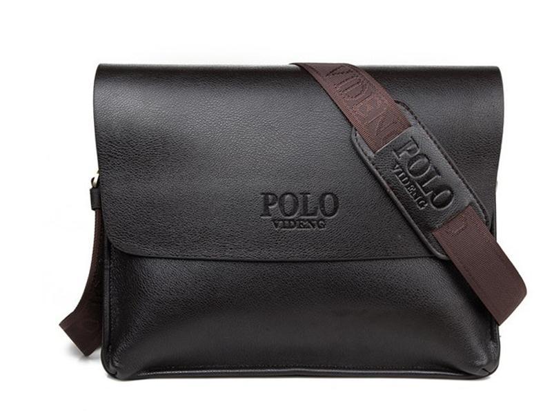 Cặp da đi học Polo_PL09