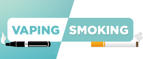 vape và smoke