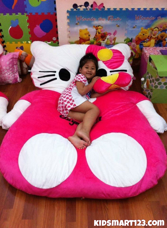 Nệm thú bông Hello Kitty DT500