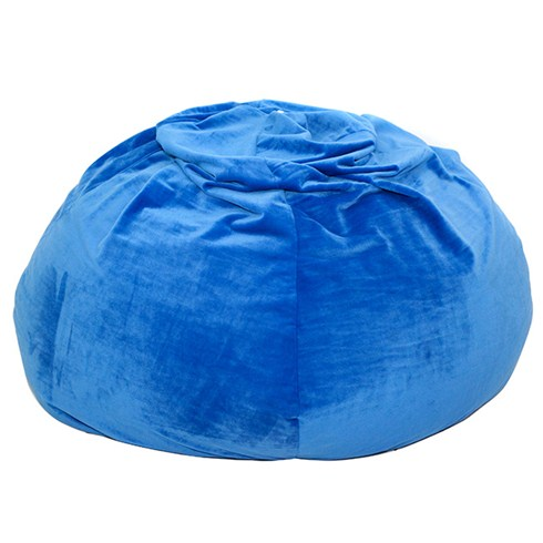 Ghế lười giọt nước có tựa lưng Size L (90 x140cm) vải Kate