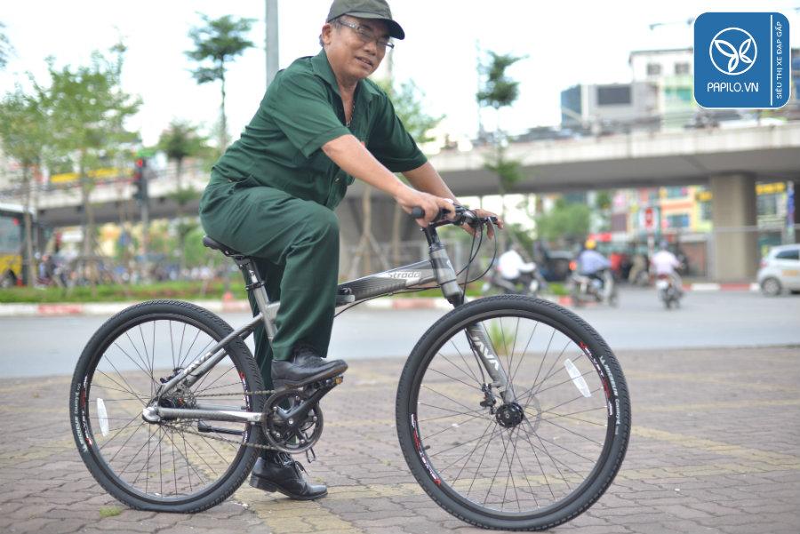 Xe đạp gấp java strada - đẳng cấp đến từ Ý
