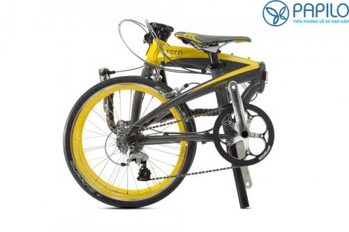 review xe đạp gấp Tern Verge X30