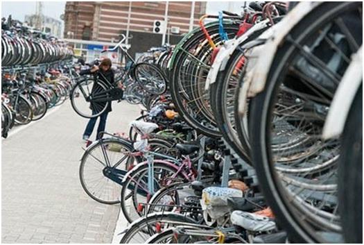 Những vương quốc xe đạp trên thế giới