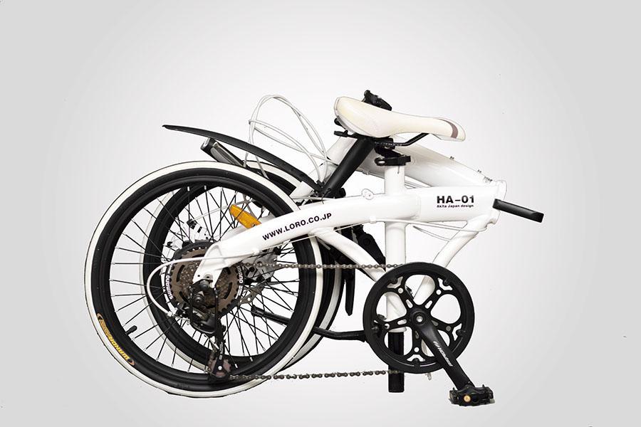Xe đạp gấp Hachiko HA 01