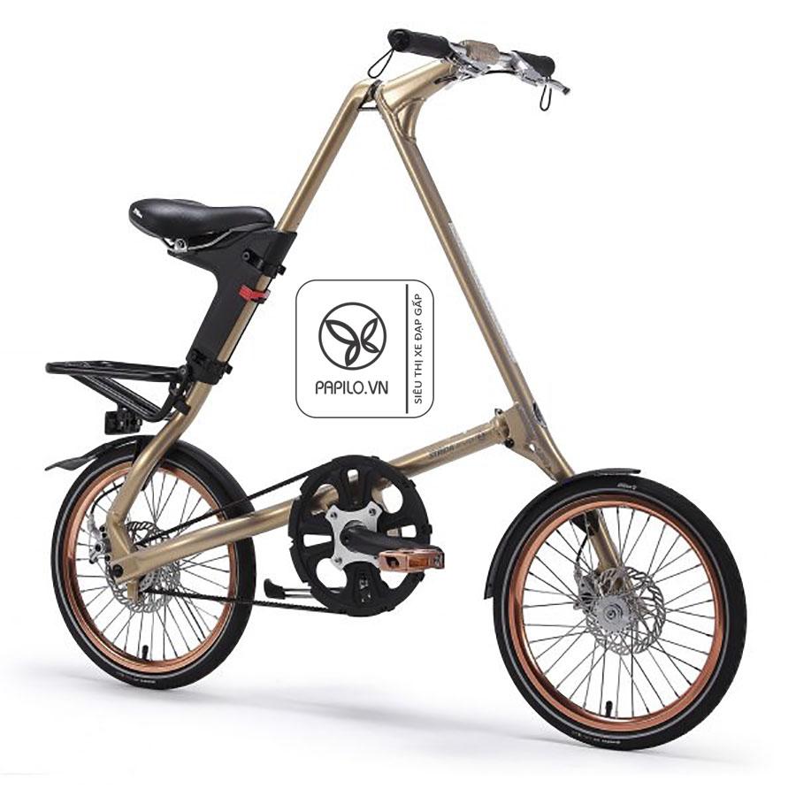 Giới sưu tầm đang săn lùng xe đạp gấp Strida