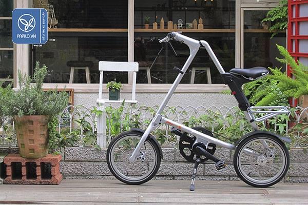 xe đạp gấp strida Evo
