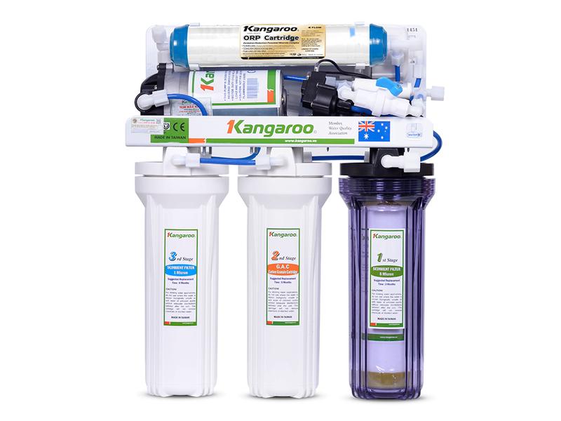 máy lọc nước kangaroo kg112