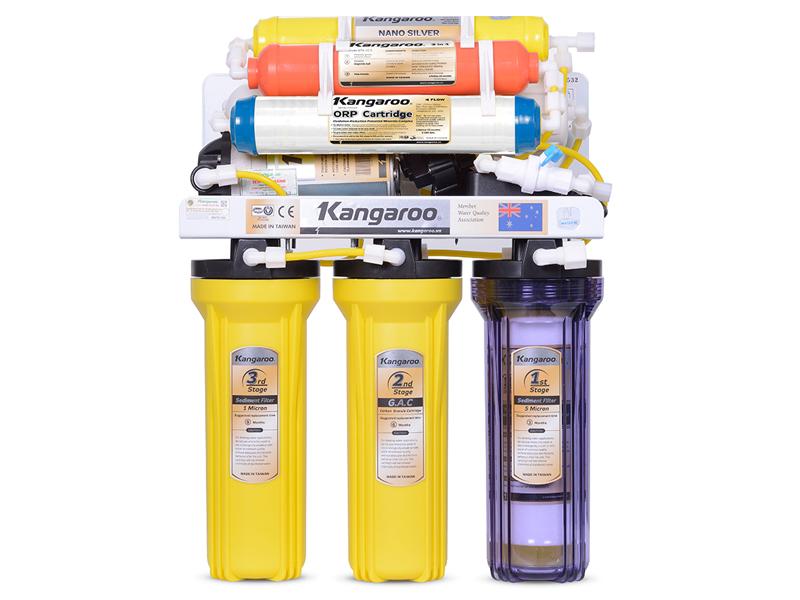 máy lọc nước kangaroo 7 lõi