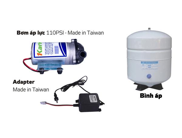 sự cố bình chứa nước máy lọc nước kangaroo