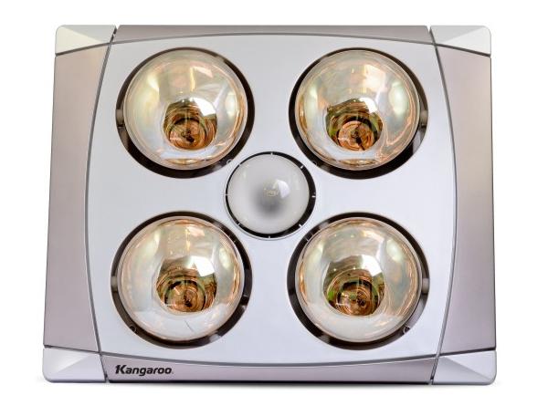 đèn sưởi nhà tắm kg257