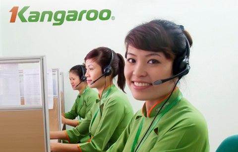 máy lọc nước kangaroo hỗ trợ trực tuyến