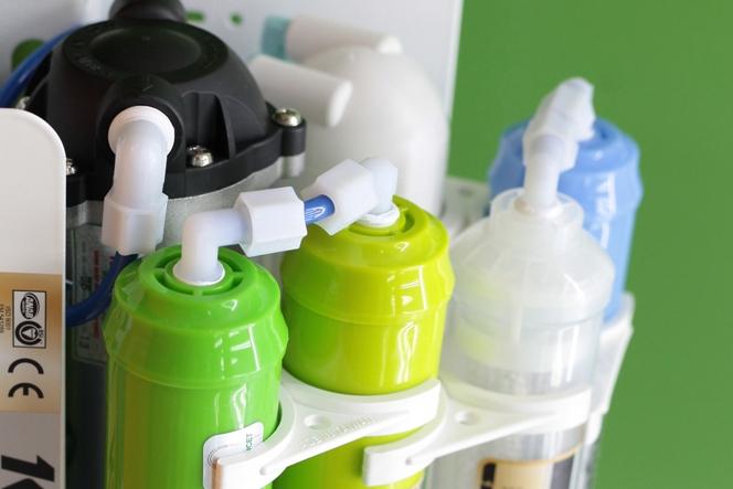 nhựa đặc chủng sản xuất máy lọc nước kangaroo