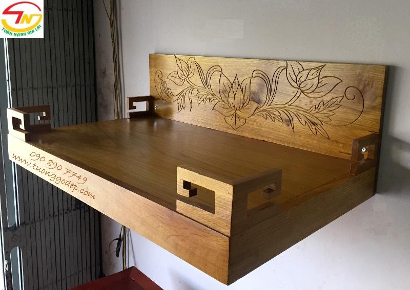 bàn thờ cho chung cư
