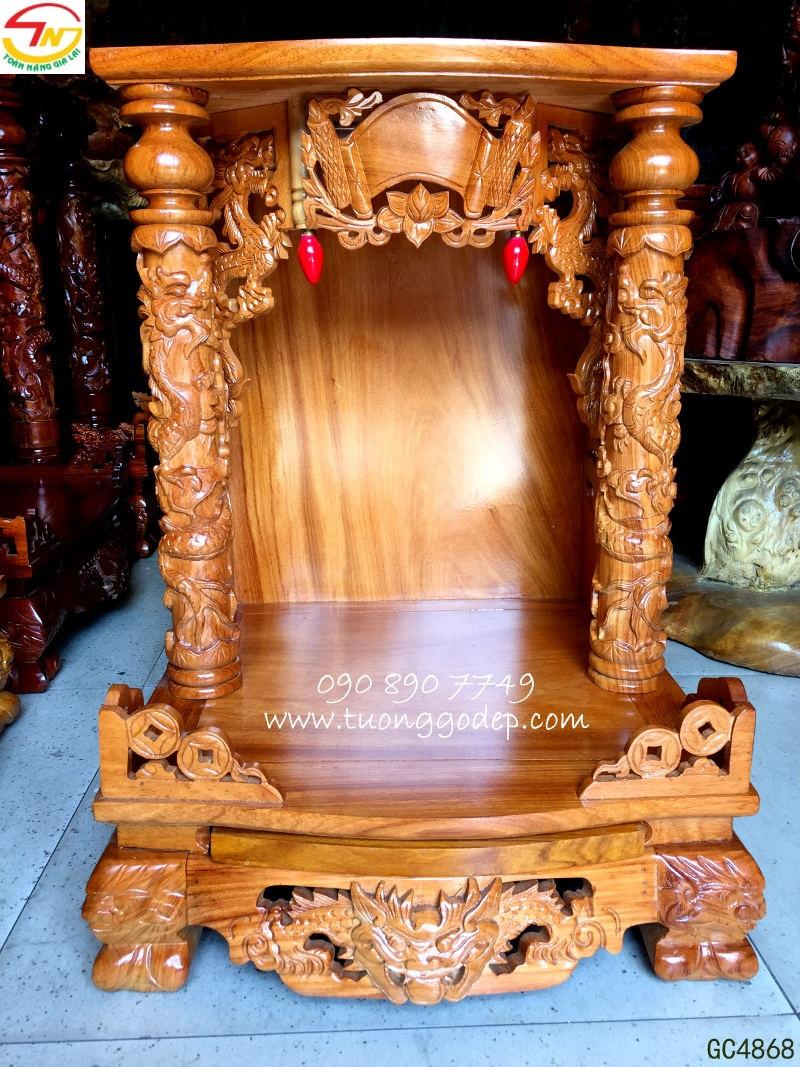 bàn thờ thần tài cho chung cư