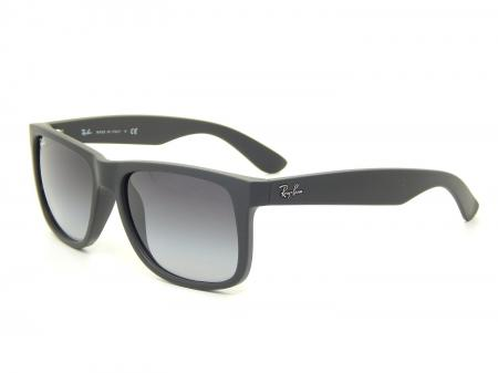 Mắt Kính RayBan RB4165 Justin Sunglasses, Rubber Black 2