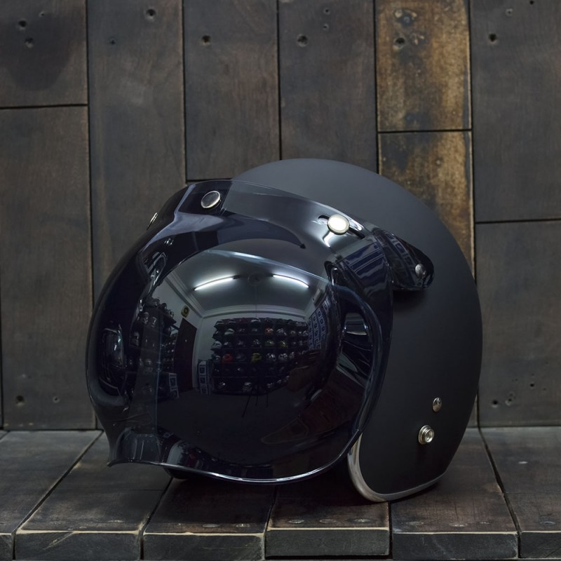 Bulldog Bubble Shield Dark (Flip-up) 2