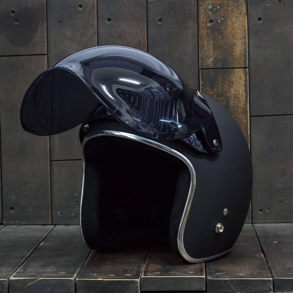 Bulldog Bubble Shield Dark (Flip-up) 3