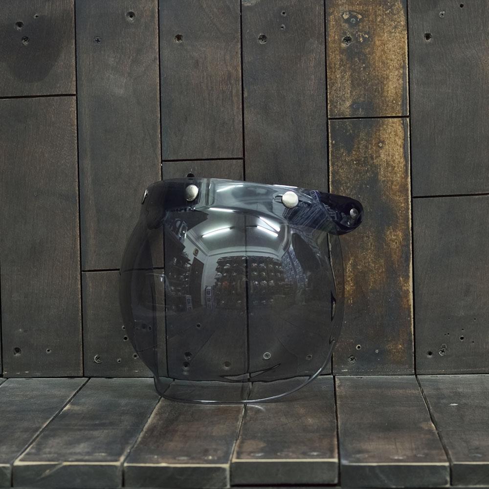 Bulldog Bubble Shield Smoke (Flip-up) 1