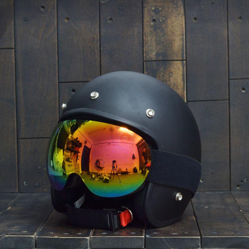 Kính Goggle Dual Layer tráng gương 7 màu 1