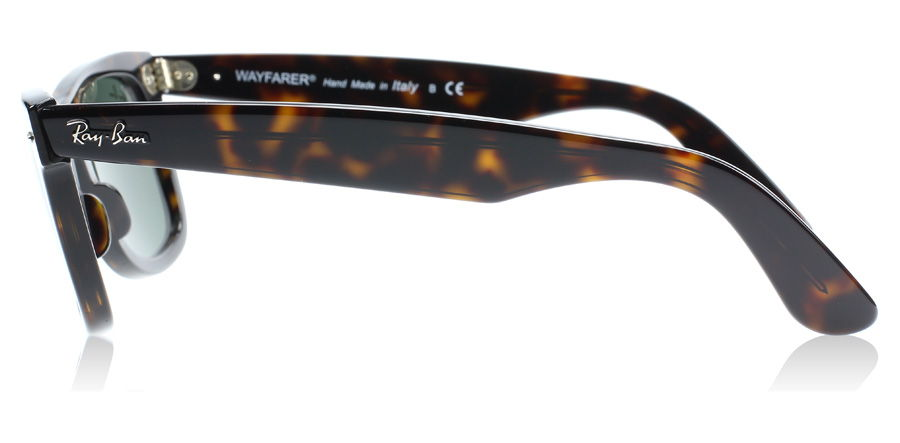 Mắt Kính Wayfarer Đồi Mồi Cao Cấp 3