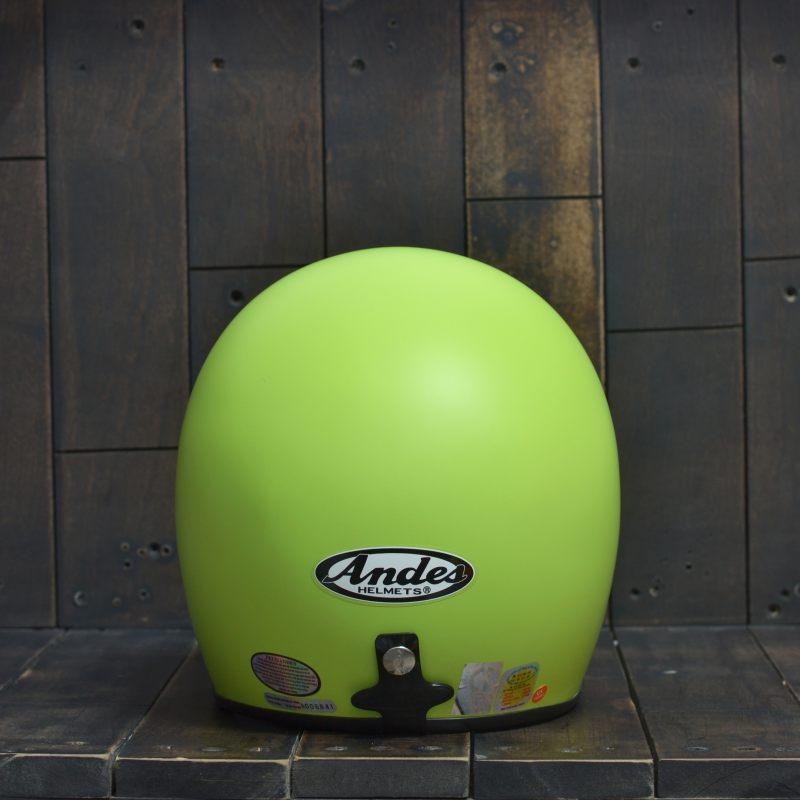 Mũ bảo hiểm 34 Andes 111 Xanh Lá Nhám 2