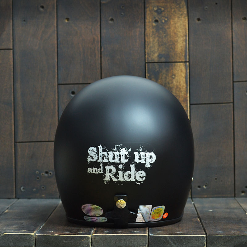 Mũ Bảo Hiểm Andes 111 Shut Up And Ride 2