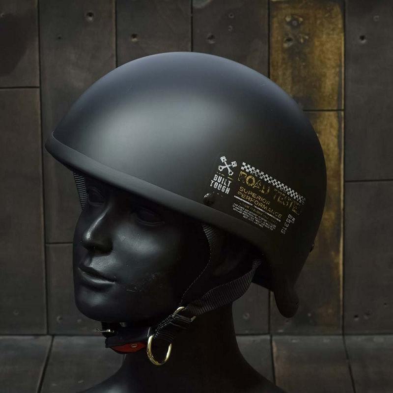 Mũ Bảo Hiểm Nửa Đầu REVEL CUSTOM MOTOR 1