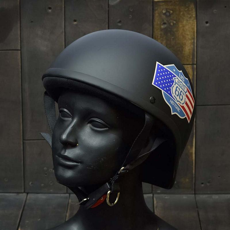 Mũ Bảo Hiểm Nửa Đầu REVEL ROUTE 66 1