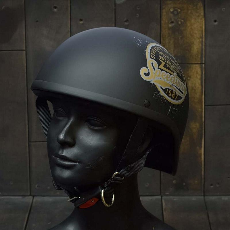 Mũ Bảo Hiểm Nửa Đầu REVEL SPEED WAY 1