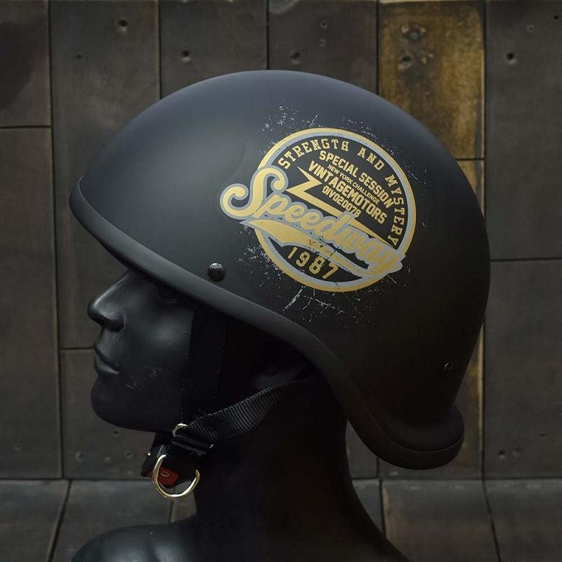Mũ Bảo Hiểm Nửa Đầu REVEL SPEED WAY 3