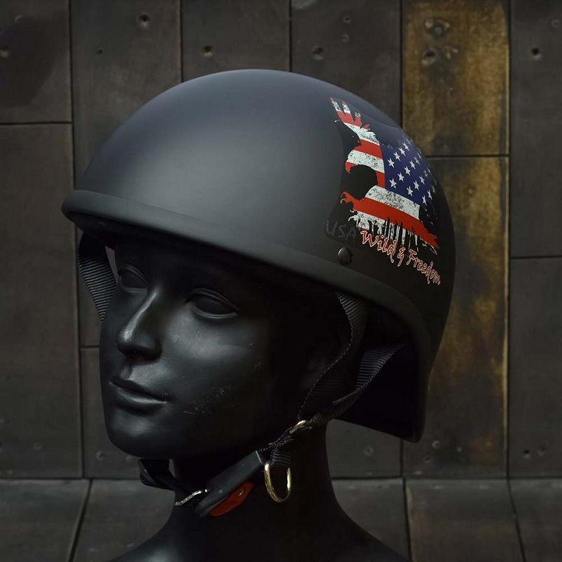 Mũ Bảo Hiểm Nửa Đầu REVEL WILD FREEDOM 1