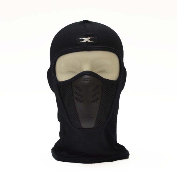 Mũ Ninja Thailanb Đen 1